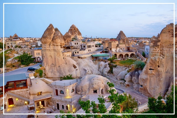 Cappadocia private tours with local guides