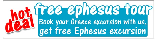 Free Ephesus Tour from Kusadasi Port