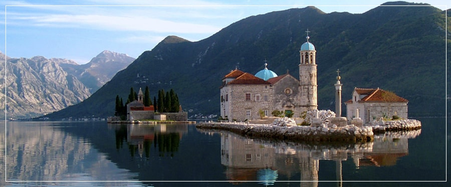 Kotor Port Tours (Shore Excursions) : Private Tour to Perast, Cathedral of St. Nikola, Kotor Old Town
